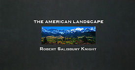 The American Landscape, a photography book by Robert Knight