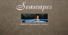 Seascapes, a photography book by Robert Knight