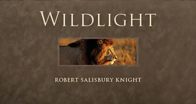 Wildlight, a photography book by Robert Knight